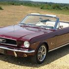 REF 69 1965 Ford Mustang Convertible (289ci) -