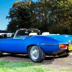 1975 Jaguar E-Type Series III Roadster -