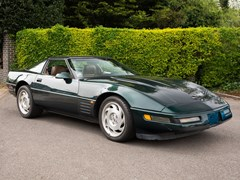 Navigate to Lot 277 - 1998 Chevrolet Corvette C4