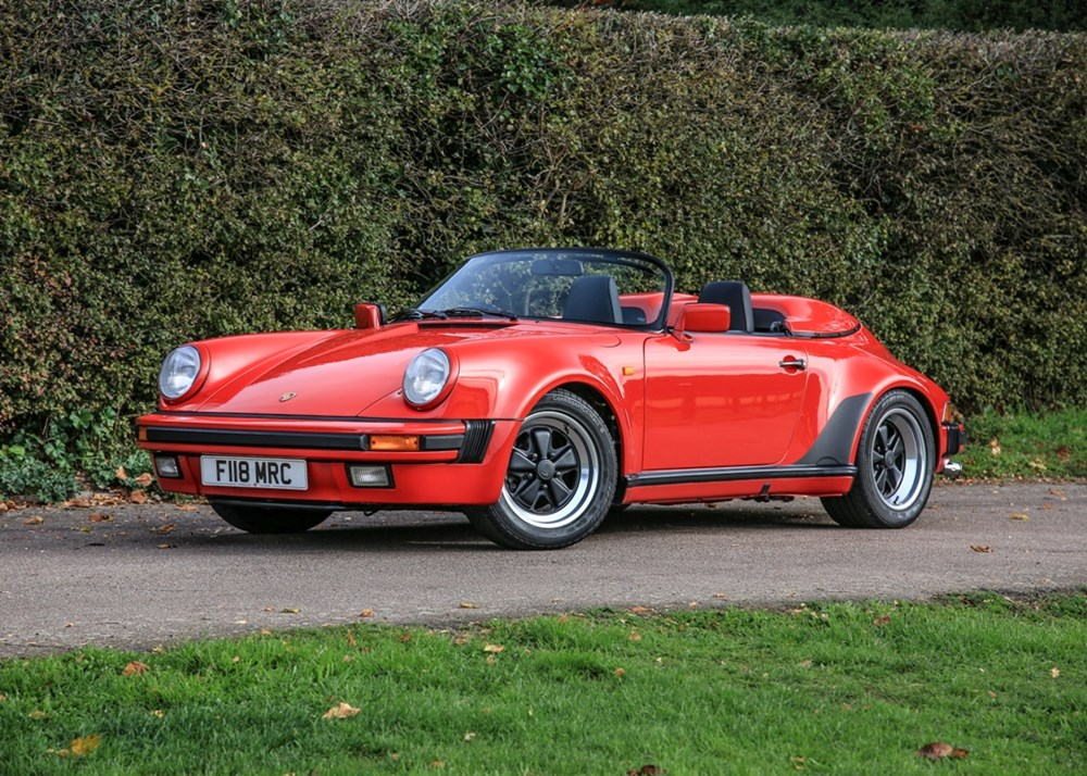 Lot 277 - 1989 Porsche 911 / 930 Speedster