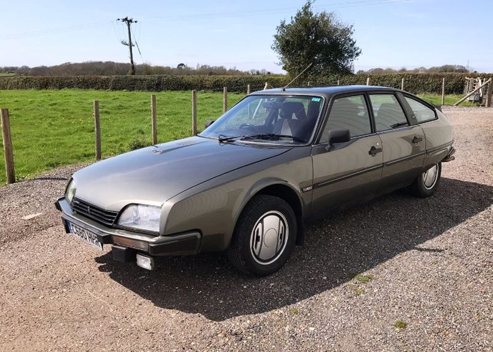 Lot 254 - 1985 Citroën CX GTi Turbo