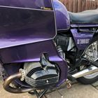 Ref 164 1984 BMW R80 - R100 RT Specification -