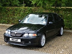 Navigate to Lot 141 - 2003 MG ZS