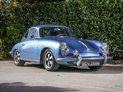 Navigate to Lot 159 - 1964 Porsche 356SC