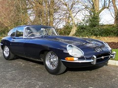 Navigate to Lot 279 - 1962 12947 E-Type Series I Fixedhead Coupé