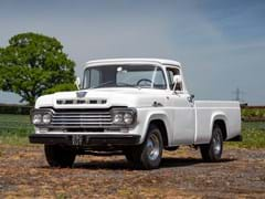Navigate to Lot 166 - 1959 Ford F100 Pick-up (Third Generation)