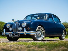 Navigate to Lot 154 - 1966 Jaguar Mk. II Saloon (2.4 litre)