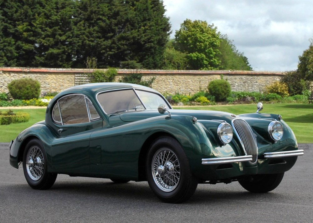 Lot 192 - 1952 Jaguar XK120 Fixedhead Coupé