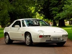 Navigate to Lot 185 - 1988 Porsche 928 S4