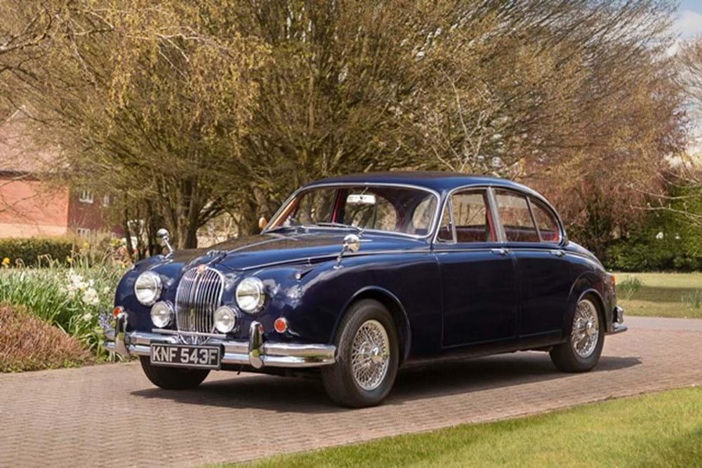 Lot 322 - 1968 Jaguar 340 Saloon (3.4 litre)