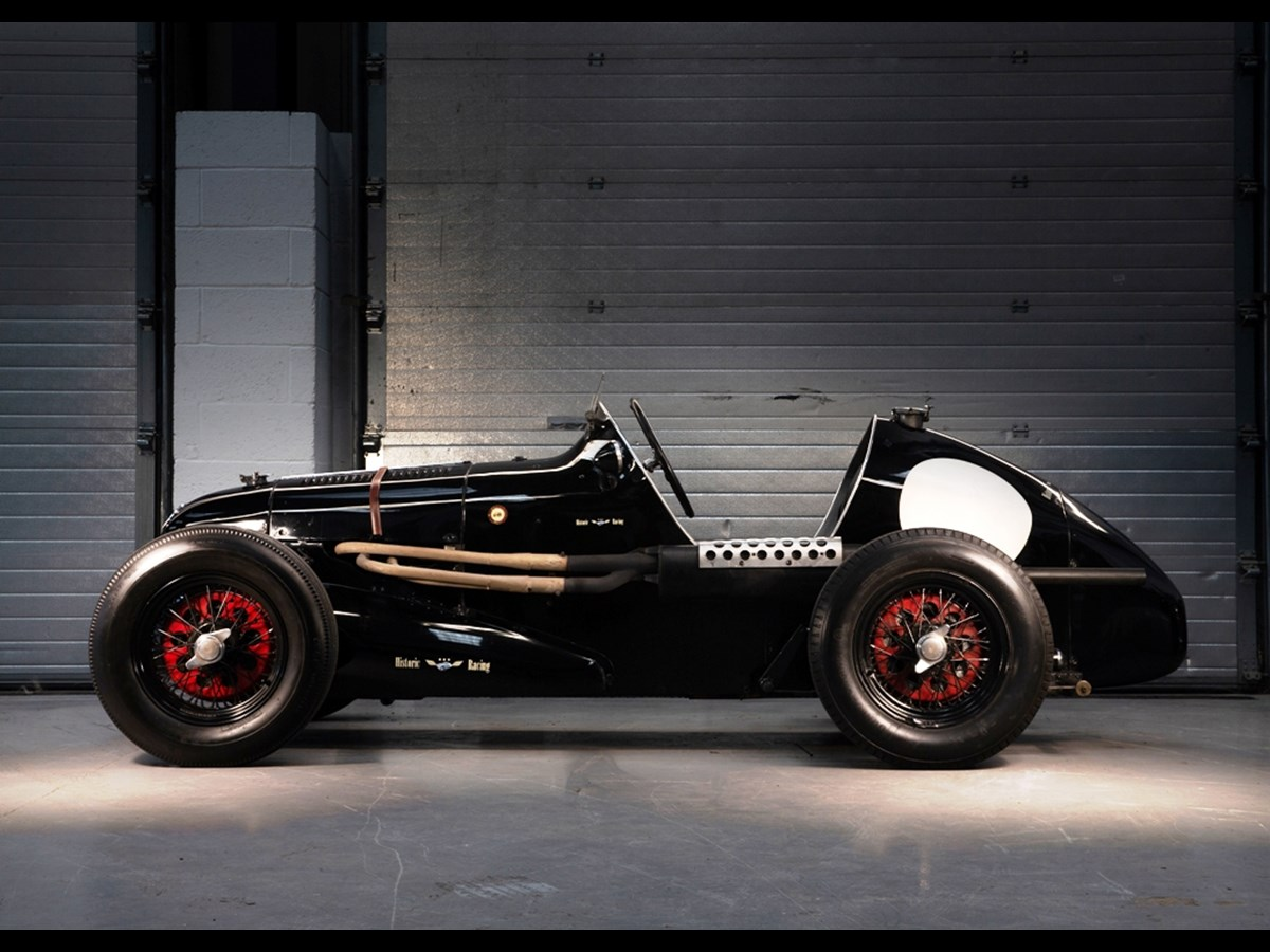 1934 MG P-Type Special