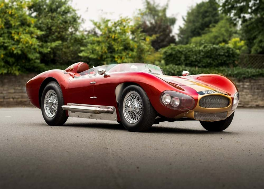 Lot 209 - 1959 Bocar XP-5