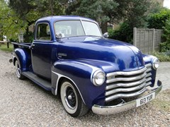 Navigate to Lot 293 - 1949 Chevrolet 3100 Half-Ton Pick-Up