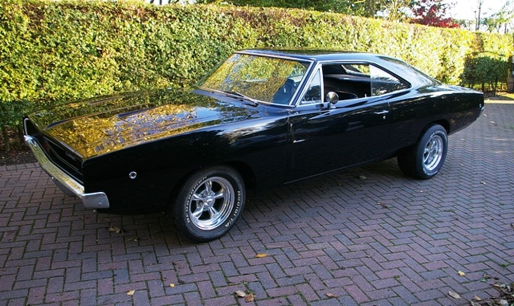Lot 256 - 1968 12902 Charger R/T 440
