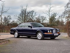 Navigate to Lot 161 - 1996 Bentley Continental R