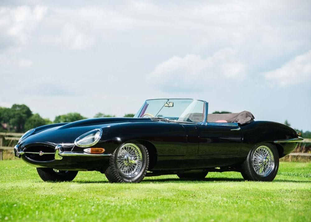 ref 76 1962 jaguar e type series i. Black Bedroom Furniture Sets. Home Design Ideas
