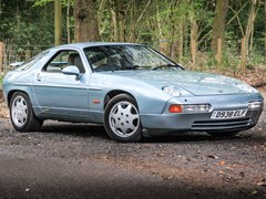 Navigate to Lot 192 - 1987 Porsche 928 S4
