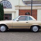 REF 55 1988 Mercedes-Benz 300 SL Roadster -