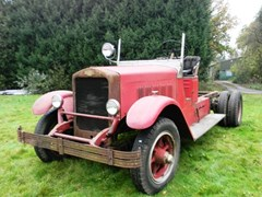 Navigate to Lot 211 - 1931 American LaFrance 300 Series Restoration project
