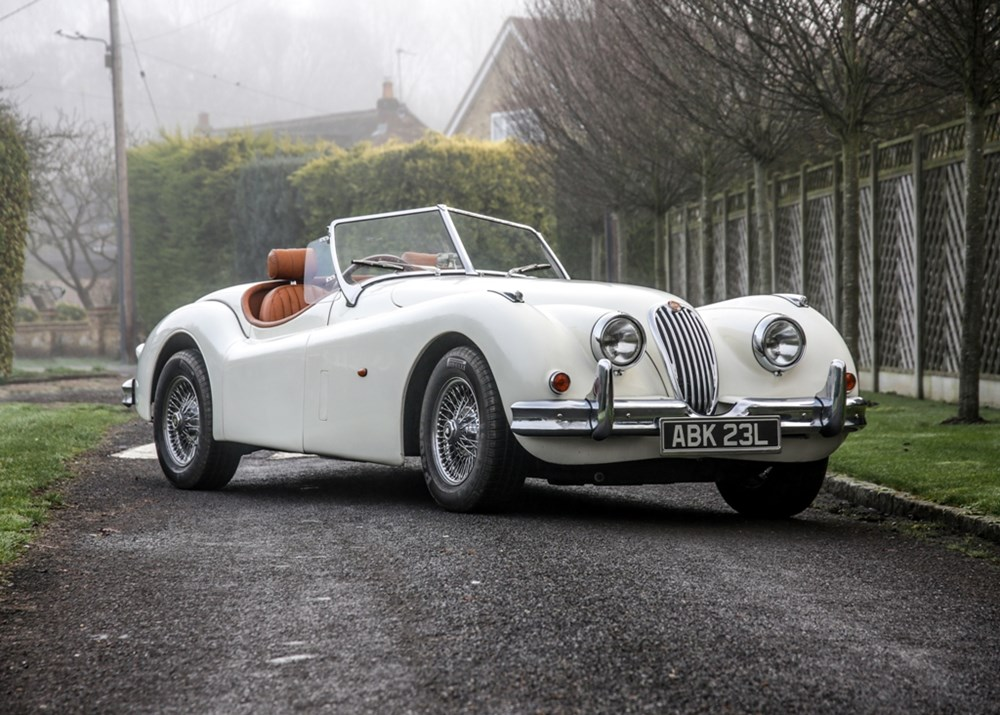 Lot 141 - 1972 Jaguar XK140 Roadster by Nostalgia