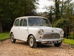 Navigate to Lot 269 - 1961 Austin Mini