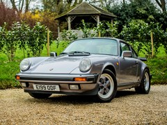 Navigate to Lot 244 - 1988 Porsche 911 Carrera 3.2 'Commemorative Edition'