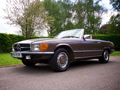 Navigate to Lot 237 - 1976 Mercedes-Benz 350 SL Roadster