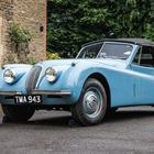 REF 27 1954 Jaguar XK120 Drophead Coupé -