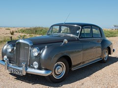 Navigate to Lot 308 - 1961 Bentley S2 Saloon