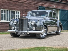 Navigate to Lot 268 - 1961 Rolls-Royce Silver Cloud II