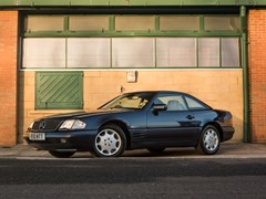 Navigate to Lot 239 - 1998 Mercedes-Benz SL 500 Roadster