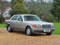 Navigate to Lot 205 - 1990 Mercedes-Benz 300 SE Saloon