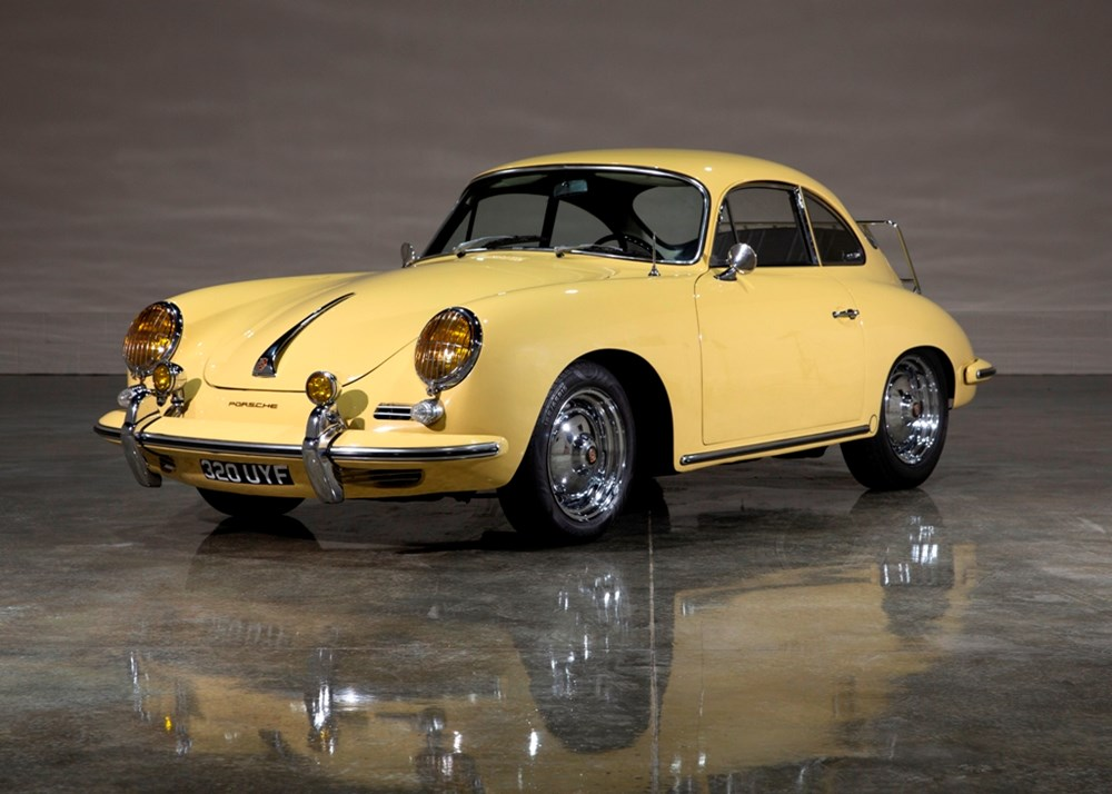Lot 145 - 1962 Porsche 356 B (T6) Coupé