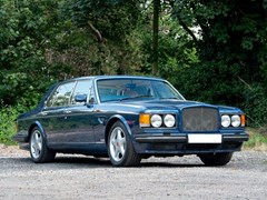 Navigate to Lot 237 - 1992 Bentley Turbo R
