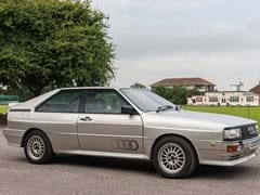 Navigate to Lot 249 - 1985 Audi Quattro UR