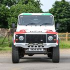 Ref 92 2014 Land Rover Defender 90 Hardtop by Bowler -