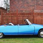1974 Citroën DS Convertible -