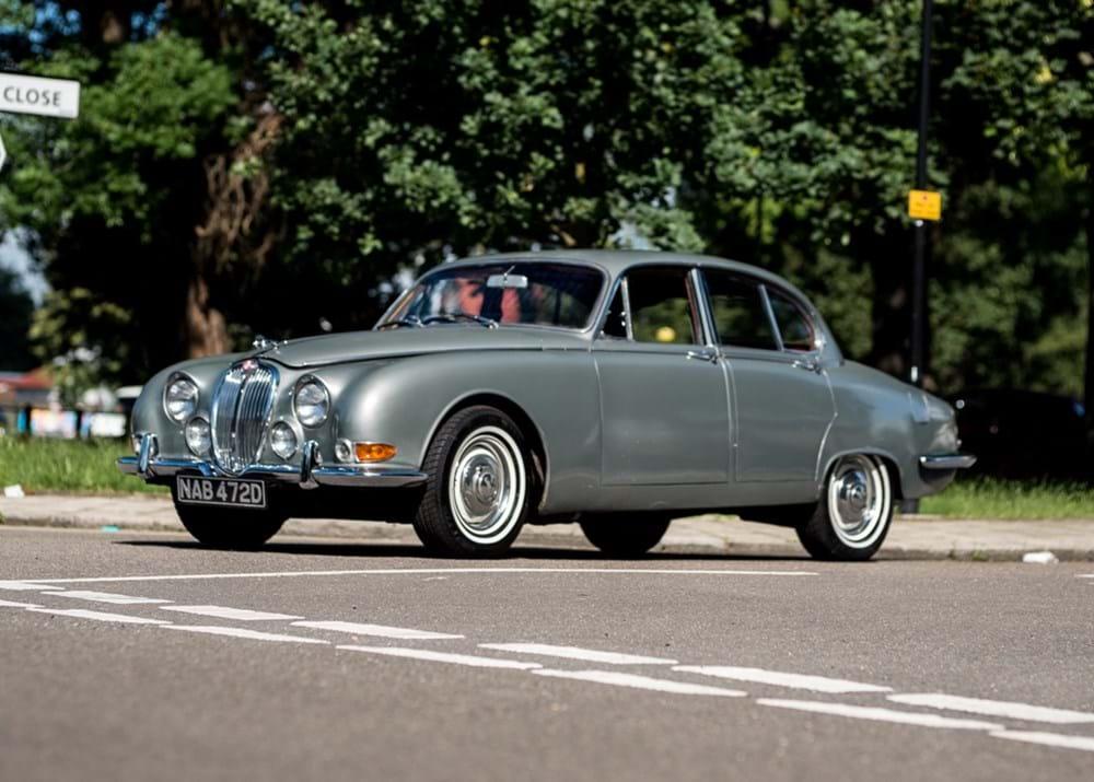 Ref 146 1966 Jaguar S-Type (3.8 Litre)