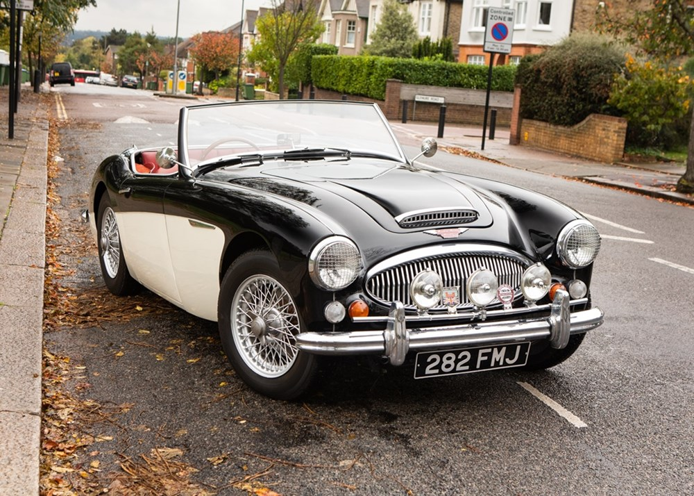 Lot 291 - 1962 Austin-Healey 3000 Mk. II