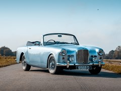Navigate to Lot 203 - 1960 Alvis TD21 Drophead Coupé by Park Ward