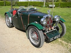 Navigate to Lot 183 - 1933 MG J2