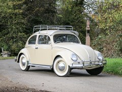 Navigate to Lot 308 - 1954 Volkswagen Beetle