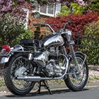 Ref 150 1977 Royal Enfield Silver Bullet (350cc) -