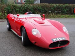 Navigate to Lot 311 - 1958 Maserati 450 S Recreation
