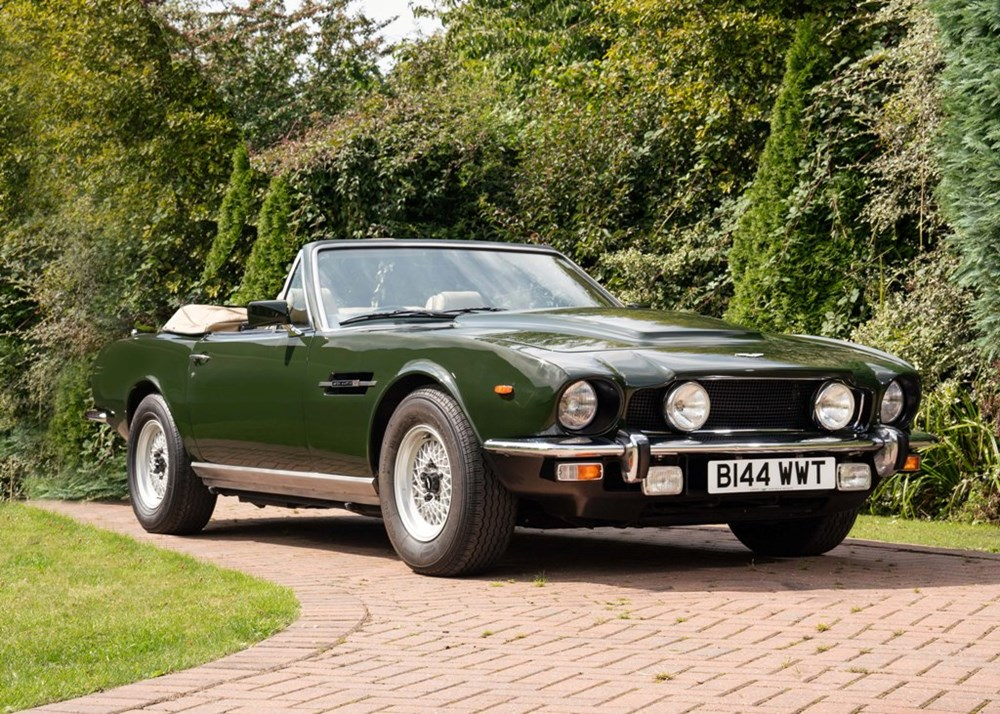 Lot 142 - 1985 Aston Martin V8 Volante