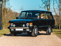 Navigate to Lot 243 - 1991 Range Rover CSK
