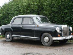 Navigate to Lot 103 - 1960 Mercedes-Benz 190 Ponton