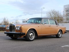Navigate to Lot 197 - 1980 Rolls-Royce Silver Wraith