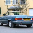 Ref 117 1983 Mercedes-Benz 280 SL Roadster -