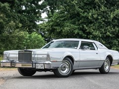Navigate to Lot 244 - 1976 Lincoln Continental Mk. IV 'Cartier Edition'